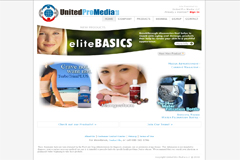 United Pro Media, LLC Distribution of healthly living products